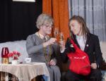 Autogrammstunde mit Gisela Müller